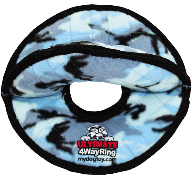 Tuffy Ultimate 4WayRing: Camo Blue
