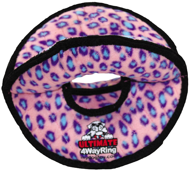 Tuffy Ultimate 4WayRing: Pink Leopard