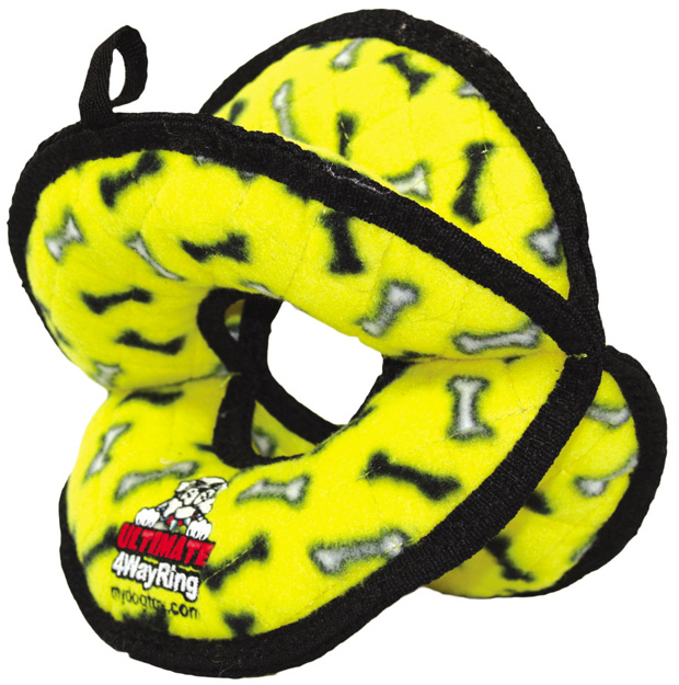 Tuffy Ultimate 4WayRing: Yellow Bone