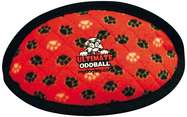 Tuffy Ultimate Odd Ball: Red Paw