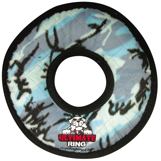 Tuffy Ultimate Ring: Camo Blue