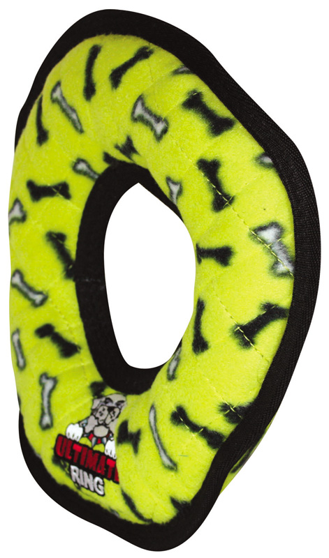 Tuffy Ultimate Ring: Yellow Bones