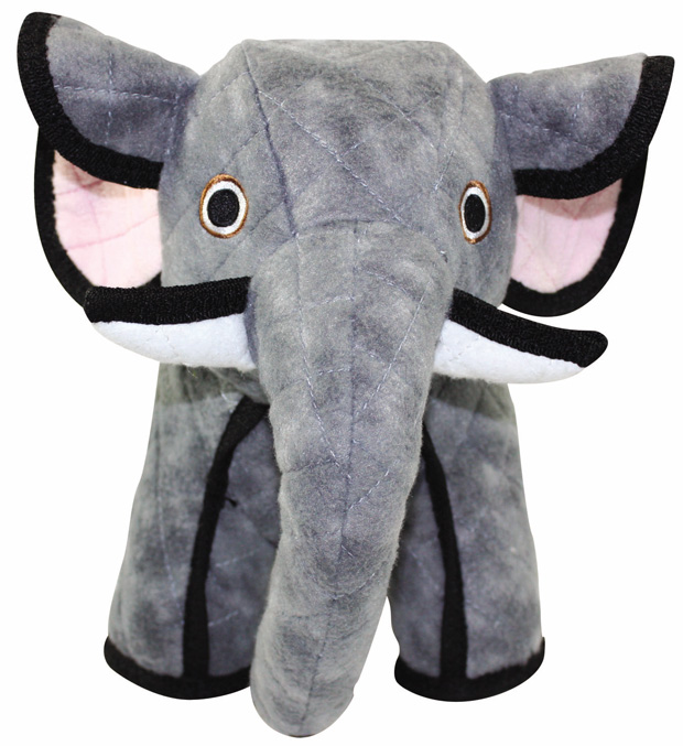 Tuffy Zoo Series: Elephant, Emery