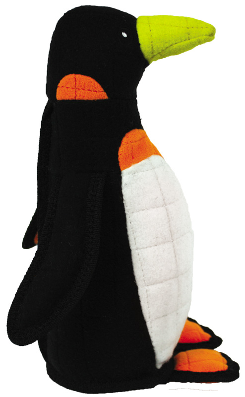Tuffy Zoo Series: Penguin, Peabody