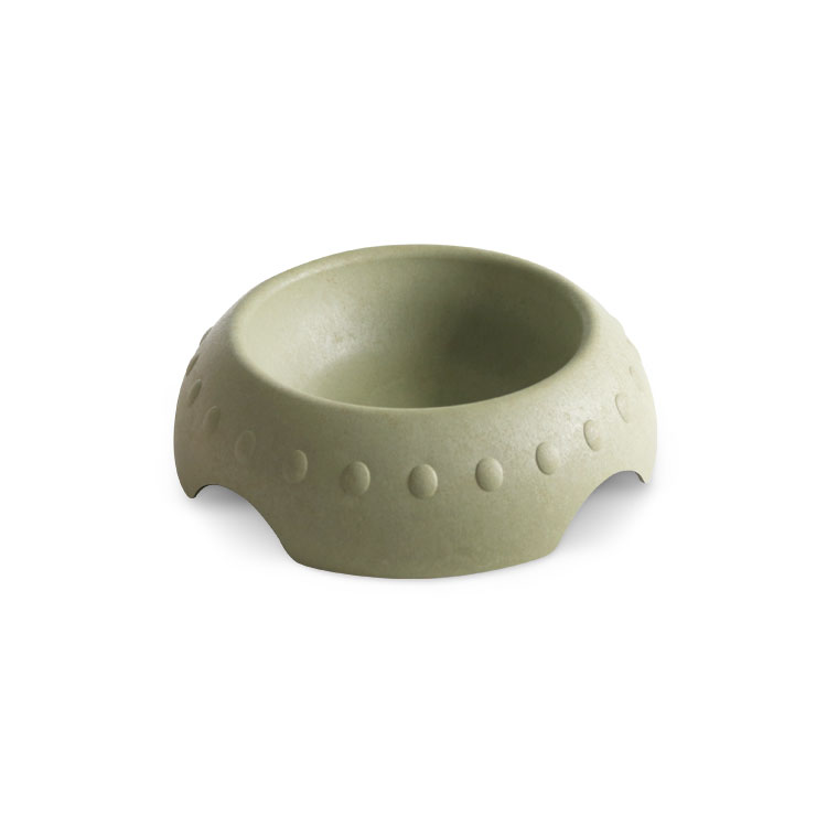 Pura Naturals Pet Feeding Bowl, Large - Herb