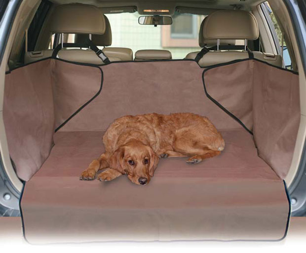 "K&H Pet Products Economy Cargo Cover: Tan, 52"" x 40"" x 18"""