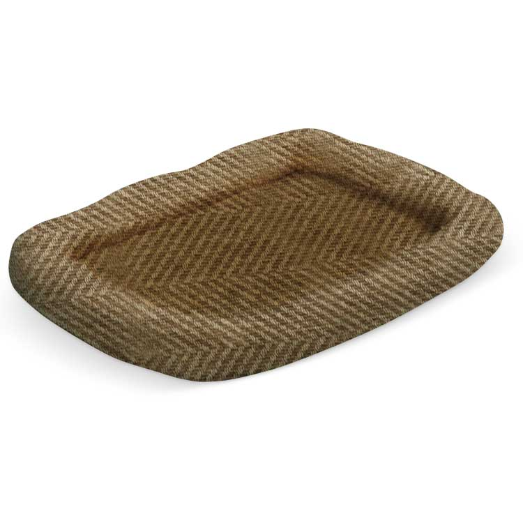 "Pura Naturals Pet Perfect Pad, Medium (21"" x 31"") Latte"