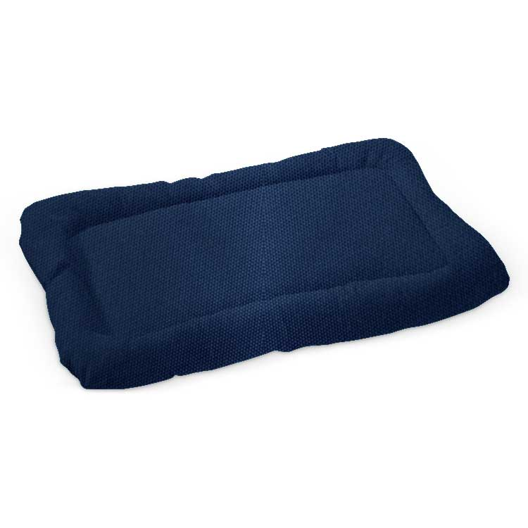 "Pura Naturals Pet Perfect Pad, Large (23"" x 36"") Navy"