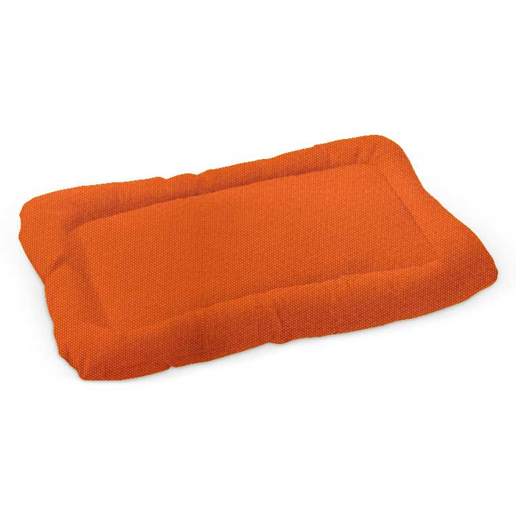 "Pura Naturals Pet Perfect Pad, Extra Small (15"" x 20"") Orange"