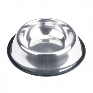 16oz. Stainless Steel Dog Bowl