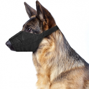 Large Nylon Dog Muzzle
