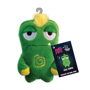 Alien Flex Spunky Pup Plush - Mini Plush - Gro