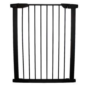 "Cardinal Gates Extra Tall Premium Pressure Pet Gate Black 29.5"" - 32.5"" x 2"" x  36"""