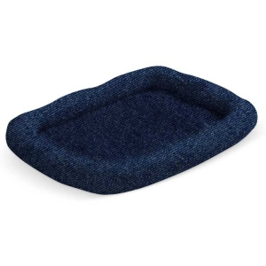 "Pura Naturals Pet Perfect Pad, Medium (21"" x 31"") Denim"
