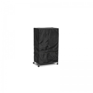 "Midwest Ferret and Critter Nation Cage Cover Black 36"" x 24"" x 58.5"""