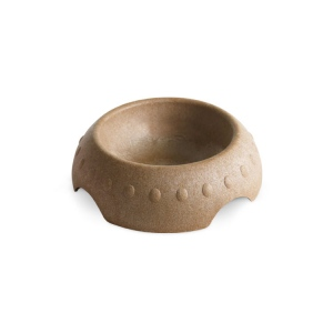 Pura Naturals Pet Feeding Bowl, Large - Natural