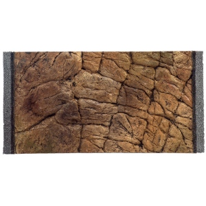 Jungle Bob Background for Aquarium: 20x12 Inch, 10 Gallon Thin