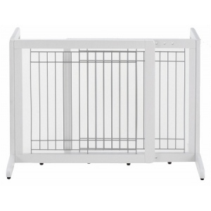 Richell Small Cool Breeze Freestanding Pet Gate