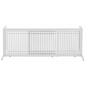 Richell Large Cool Breeze Freestanding Pet Gate