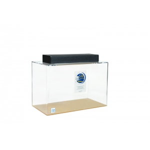 ClearforLife 29R Acrylic Aquarium: 29G, Rectangle, Clear Back