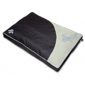 Dog Helios Aero-Inflatable Outdoor Camping Travel Waterproof Pet Dog Bed Mat: Small, Black