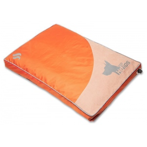 Dog Helios Aero-Inflatable Outdoor Camping Travel Waterproof Pet Dog Bed Mat: Small, Orange