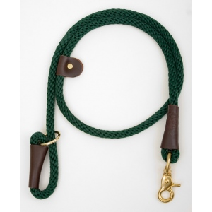 "Mendota Pet Quick Lead: Green, 1/2"" x 4'"