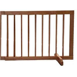 "Cardinal Gates Extension For Step Over Free Standing Gate Light Oak 22"" x 2"" x 20"""