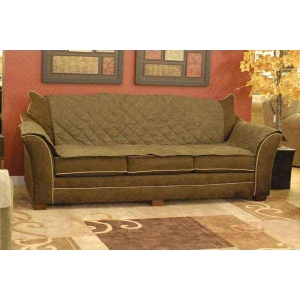 "K&H Pet Products Furniture Cover Couch Tan 26"" x 70"" seat, 42"" x 88"" back, 22"" x 26"" side arms"