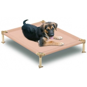 Hugs Pet Products Cool Cot: Large, Metal