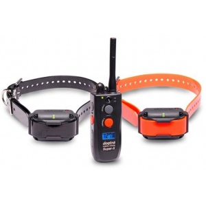 Dogtra Super-X 1 Mile 2 Dog Remote Trainer Black / Orange