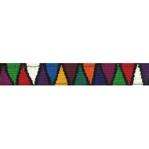 Color Pet™ Maya Diamond Leash: Small