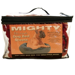 Mighty Beds: Red Sheet, Medium