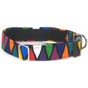 Color Pet™ Maya Custom Personalized Diamond Collar: Large