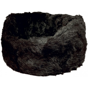 Bentley & Bunny Luxury Dog Beds: Black