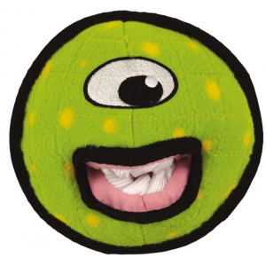 Tuffy Alien Series Ball: Green
