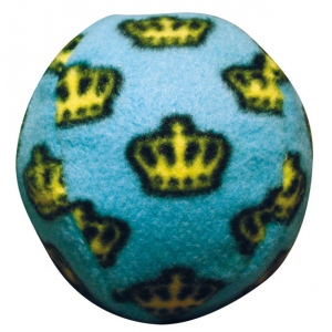 Mighty Toy Ball: Blue, Medium