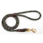 "Mendota Snap Leash: Camo, 1/2"" x 4'"