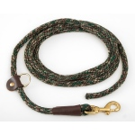 "Mendota EZ Trainer/Leash: Camo, 1/2"" x 8'"