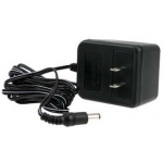 Dogtra 12V 300mA - 110V (5.5mm) Battery Charger Black