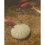 "K&H Pet Products Perfect Climate Submersible Pond De-Icer 300 watts Gray 7.75"" x 7.5"" x 4.5"""