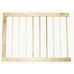 Cardinal Gates Extension For Step Over Gate: Natural, 22""