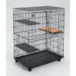 "MidWest Homes for Pets Cat Playpen Plus Pet Bed: 21"" x 10.5"""