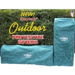 Kittywalk Outdoor Protective Cover for Deck & Patio