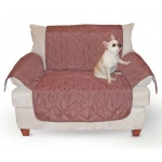 "K&H Pet Products Economy Furniture Cover Couch: Chocolate, 75"" x 108"" x 0.25"""