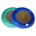 "Bergan Turbo Scratcher Cat Toy Assorted 16"" x 16"" x 1.88"""