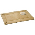 "K&H Pet Products Self-Warming Crate Pad Extra Extra Large Tan 37"" x 54"" x 0.5"""