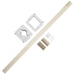 KidCo Stairway Gate Installation Kit: No Drilling