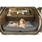 "K&H Pet Products Travel / SUV Pet Bed Large Gray 30"" x 48"" x 8"""