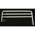 "Cardinal Gates Height Extension For Duragate White 27"" x 13"" x 2"""